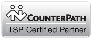 CounterPath ITSP Certified Partner Logo