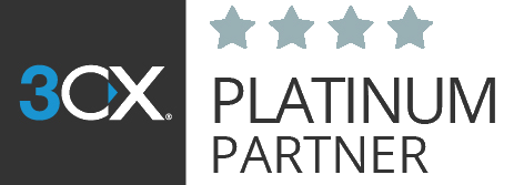 PLATINUM partner badge low